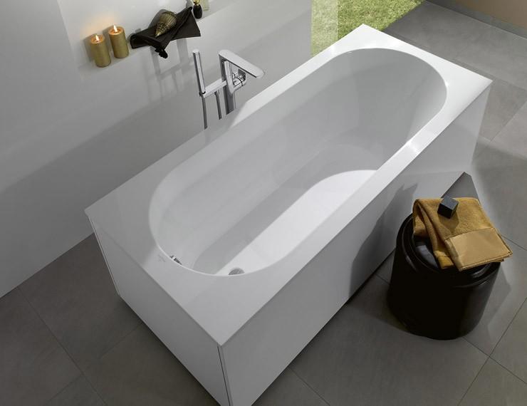 Ванна Villeroy & Boch Oberon 180x80