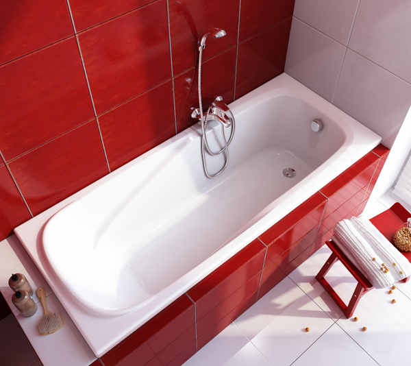 ванна Ravak Vanda II
