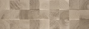 Плитка Paradyz Daikiri 25х75 Wood структура Kostki brown