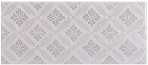 Плитка Roca Maiolica 11х25 Tender Grey Deco