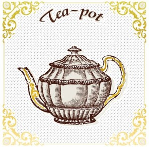 Декор Monopole Irish 15x15 tea