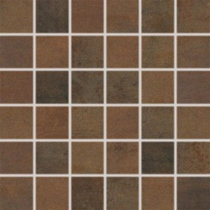 Мозаика Rako Rush 30x30 Dark Brown WDM06520