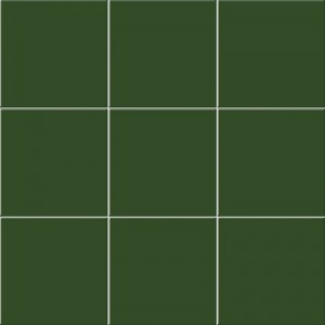 Плитка Mainzu Chroma 20x20 Verde Brillo