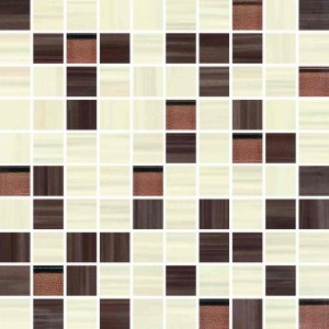 Мозаика Color Sensa 25x25 Brown