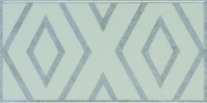 Плитка Ribesalbes Signature Decor 10x20 Aqua